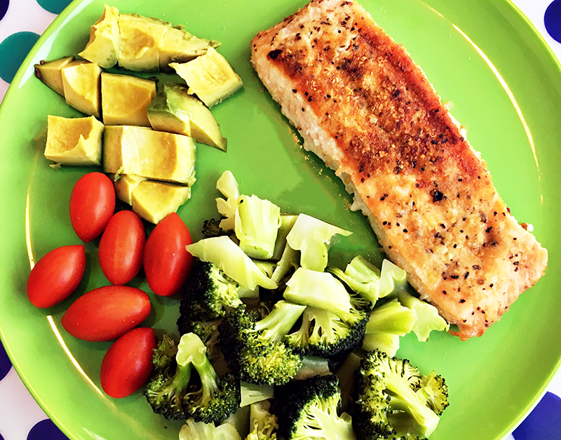 Best Advocare Salmon Meal